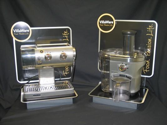 Villaware counter units