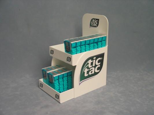TicTac 2 tier
